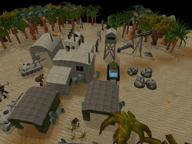 EA game screen shots