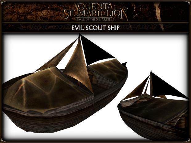 Model:Evil Scout Ship