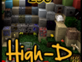 High-D Texture Pack (Minecraft)
