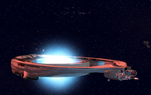 Novus Carrier In-Game