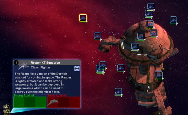 Reaper-XT In-Game