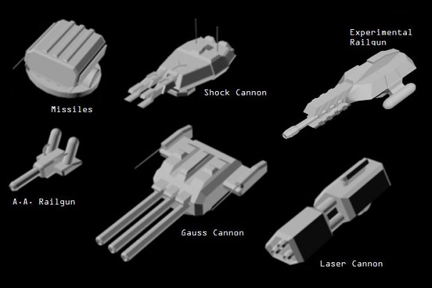 Human Weapons (Space)