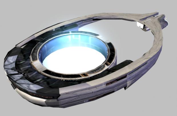 Novus Carrier - Placeholder Model