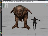 OGSE 0.6.9.3 Monsters - full-grown pseudogiant