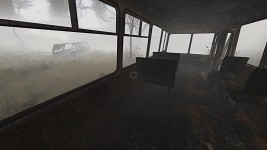 Volumetric fog demonstration