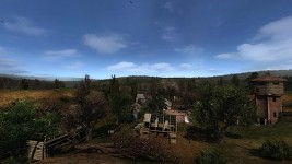 OGSE 0.6.9.3 Panoramic view from Depots