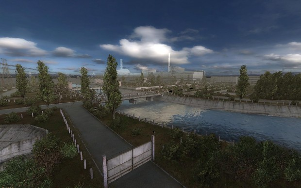 New look of Chernobyl Nuclear Power Plant (CNPP)
