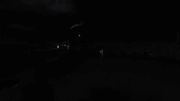Night at the Swamp