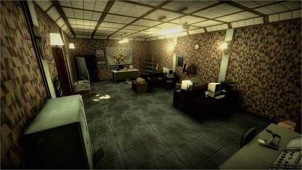 S.T.A.R.S Office