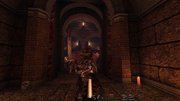 Arcane Dimensions - Epsilon Build - Death Soldier