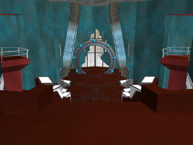 Atlantis Gate-Room...