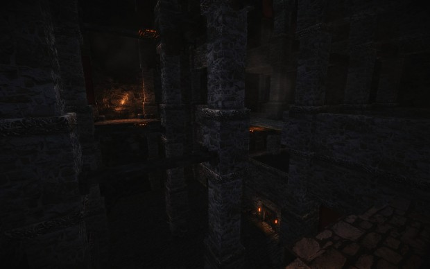 More Screenshots of the DarkWarrior Complex