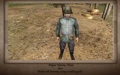 Belgian Infantry 1940
