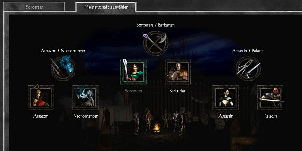how to build a trap assassin in diablo 2