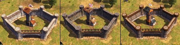 Improvement Mod Walls