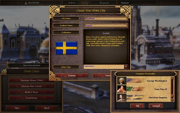 Improvement Mod Swedish