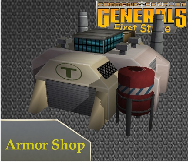 Empire Armor Shop