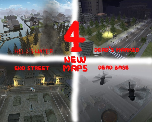 New maps