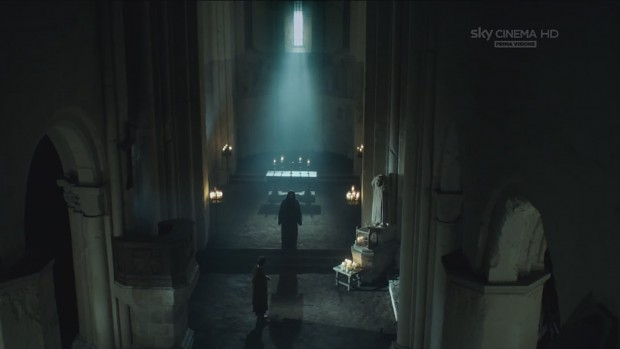 Pillars of the Earth - Miniseries Old Cathedral