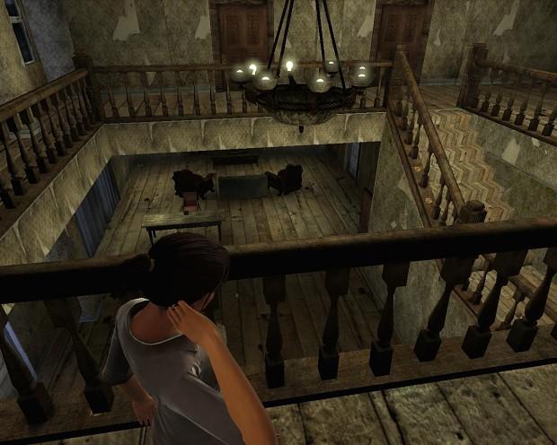 Mansion 2nd floor