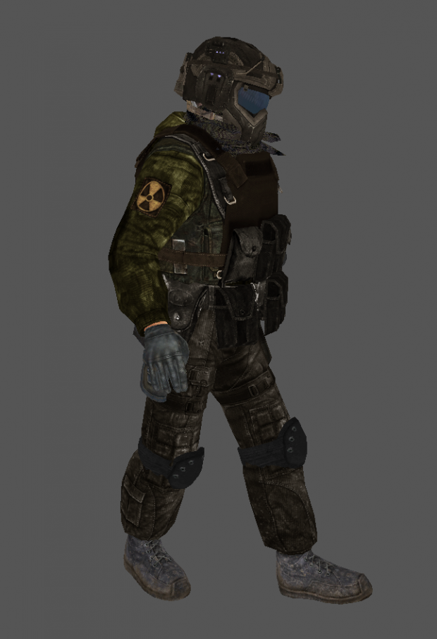 Military Stalker image - Armory Mod for S.T.A.L.K.E.R