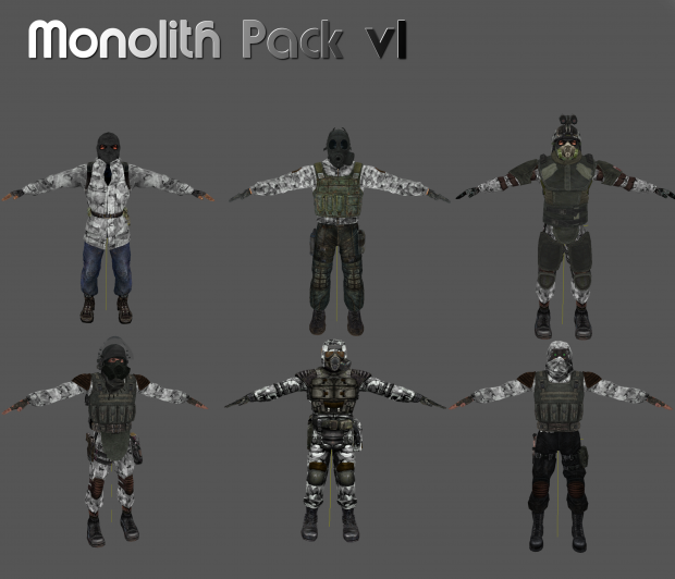 Monolith Pack