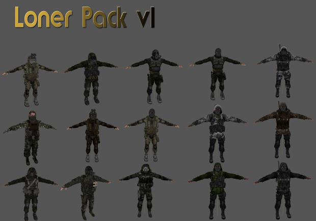 Loner Pack v1