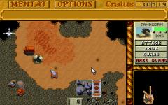 Super Dune II Classic - Sandworm