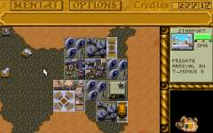 Super Dune II Classic - Starport