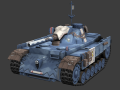 Edelweiss - Gallian Hero Tank
