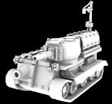 Imperial Heavy Tank - WIP