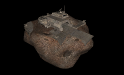 Hutt Asteroid Base