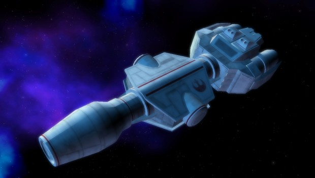Corellian DP Gunships