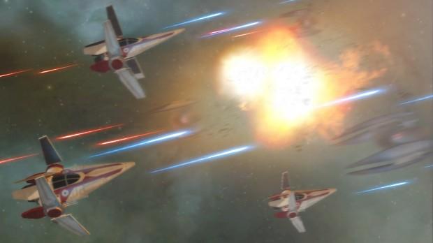 Republic V-wing Starfighter