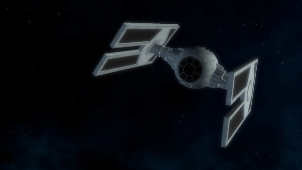 Imperial TIE Drone