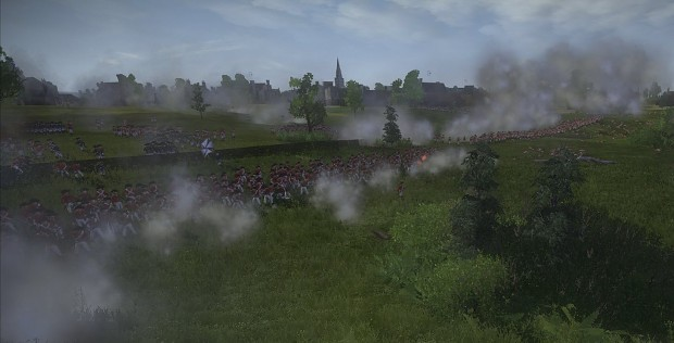 The new smoke effects of v2.3