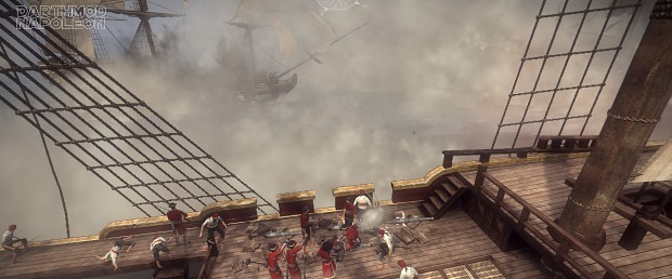 Screenshots from actual gameplay