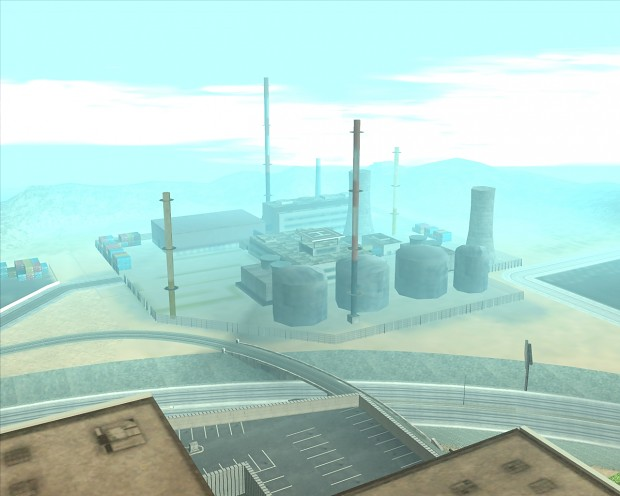 GTA San Andreas .LOD Mod Screenshots
