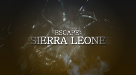 Escape: Sierra Leone Title Graphic
