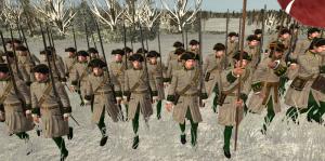 Denmark Army Mod