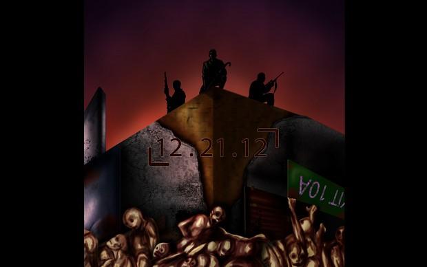 Zombie Colony Poster