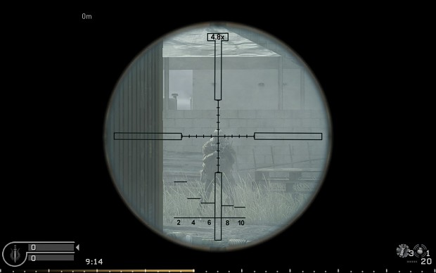 V-Zoom Scope