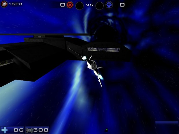SGK- USS Daedalus