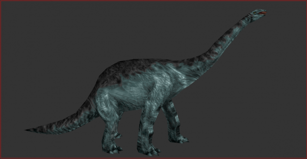 Seismosaurus' New Colors
