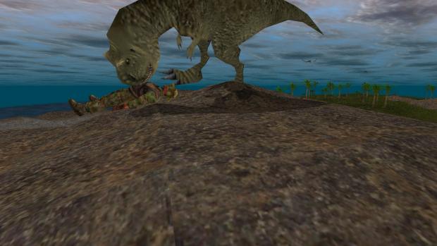 Carnotaurus Conquers