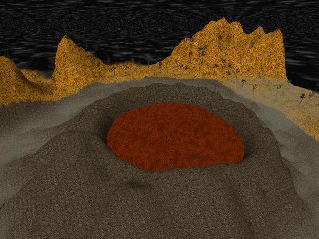 Area 8 - Volcanis