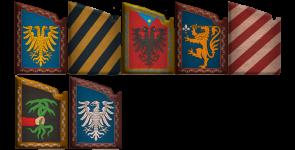 Albanian Shields