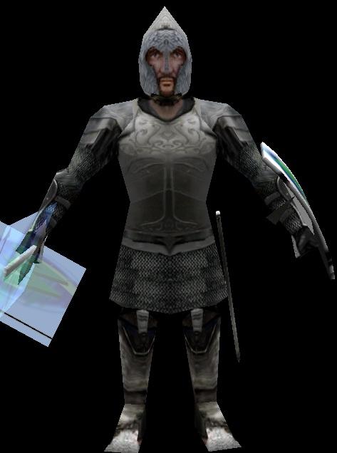 New Soldier Skin (full detail)