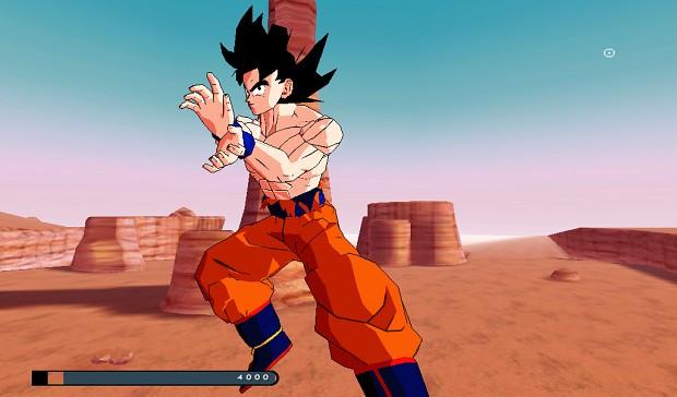 F3+ Goku testing