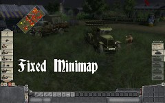 Minimap fixed